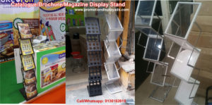 Catalogue_Brochure_Magazine Display Stand Manufacturer